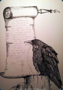 Raven Guide - Annette Abolins
