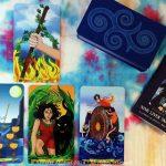 Reading Nine Lives Tarot cards