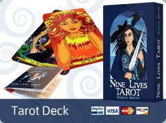 Nine Lives Tarot