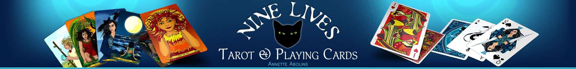 Nine Lives Tarot & Playing Cards