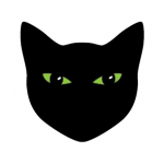 Nine Lives cat logo